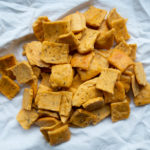 Ein einfaches Rezept für Dinkelcracker
